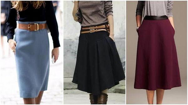 Тренды осени: какие юбки выбрать в этом сезоне?