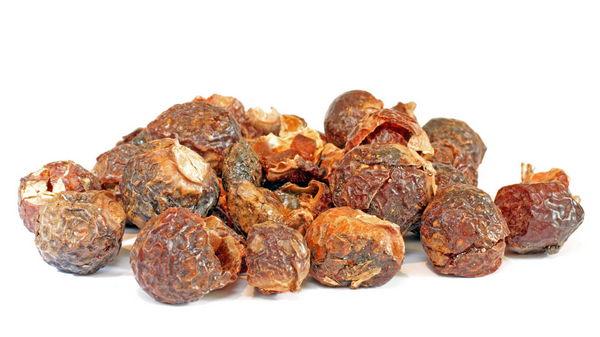 Натуральный шампунь: Мыльные орехи для волос